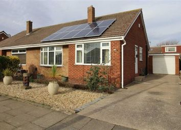 Thumbnail 2 bed semi-detached bungalow for sale in Sherburn Avenue, Billingham