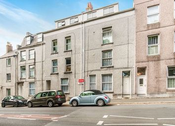 Thumbnail 3 bed flat for sale in Albert Road, Plymouth