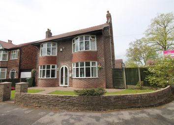 3 bed detached house for sale in Denstone Road, Urmston, Manchester M41