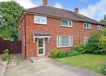 Thumbnail 4 bed semi-detached house for sale in Lawton Road, Loughton, Essex