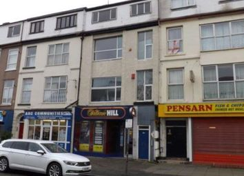 Thumbnail 1 bed flat for sale in Marine Road, Abergele