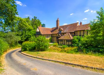 Thumbnail 4 bed detached house to rent in Great Henny, Great Henny, Sudbury, Suffolk