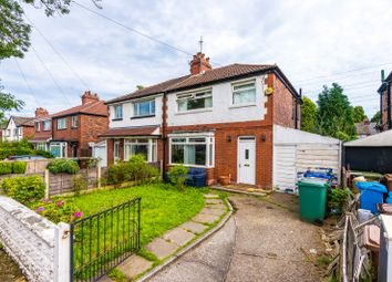 Thumbnail 3 bed semi-detached house for sale in Windsor Avenue, Whitefield, Manchester