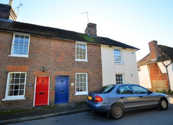 Thumbnail 2 bed terraced house to rent in The Street, Egerton, Ashford, Kent