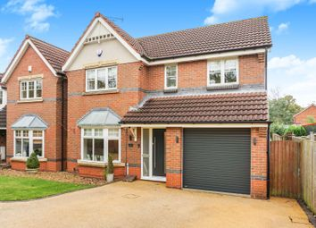 Thumbnail 4 bed detached house for sale in Conolly Drive, Birmingham