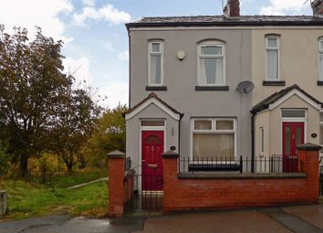Thumbnail 2 bed end terrace house for sale in Tonge Moor Road, Bolton