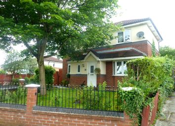 Thumbnail 3 bed detached house for sale in Cloister Close, Dukinfield