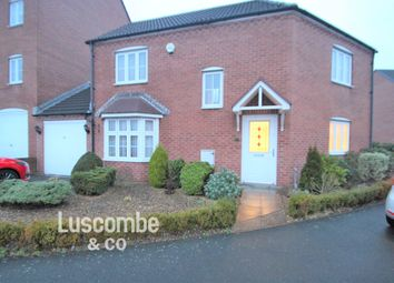 Thumbnail 3 bed detached house to rent in Argosy Way, Newport