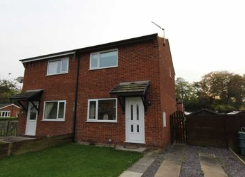 Thumbnail 2 bed semi-detached house to rent in Rhodfa Wen, Llysfaen, Colwyn Bay