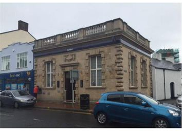Thumbnail Retail premises for sale in Former Bank, Market Street, Abergele, Conwy