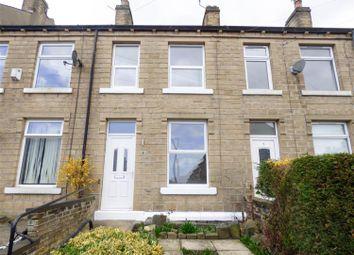 Thumbnail 2 bed terraced house for sale in George Street, Crosland Moor, Huddersfield