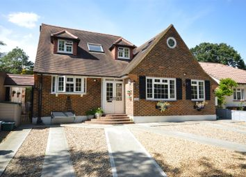Thumbnail 5 bed detached house for sale in Salisbury Road, Worcester Park