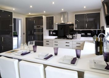 "Thumbnail 4 bedroom detached house for sale in ""Shelbourne"" at Black Firs Lane, Somerford, Congleton"