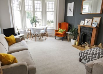 Thumbnail 1 bed flat for sale in Alumhurst Road, Westbourne, Bournemouth