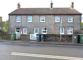 Thumbnail 2 bed terraced house to rent in Crossdale Street, Northrepps, Cromer Norfolk