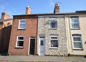 Thumbnail 2 bedroom terraced house for sale in Gladstone Street, Fleckney, Leicester