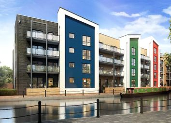 Thumbnail Flat for sale in Wharf Road, Chelmsford, Essex