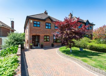 Thumbnail 5 bed detached house to rent in Ley Hill, Chesham