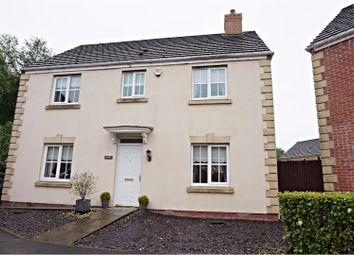 Thumbnail 4 bed detached house for sale in Erw Werdd, Birchgrove