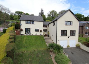 Thumbnail 5 bedroom detached house for sale in Springbank Close, Bwlch, Brecon