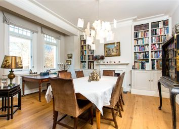 Thumbnail 3 bed flat for sale in Phoenix Lodge Mansions, Brook Green