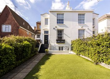 Thumbnail 5 bed detached house for sale in Circus Road, St John's Wood, London
