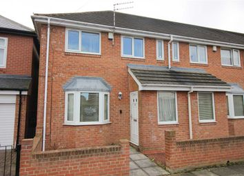 Thumbnail 3 bed terraced house to rent in Barras Avenue, Annitsford, Cramlington