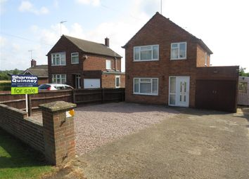 Thumbnail 3 bed detached house for sale in North Street, Stilton, Peterborough