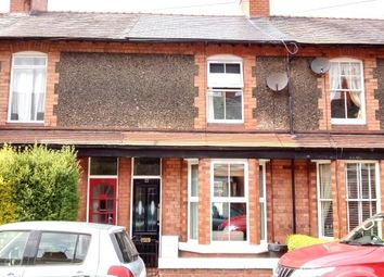 Thumbnail 3 bed terraced house to rent in Percy Road, Handbridge, Chester