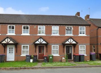 Thumbnail 1 bedroom flat for sale in Meadow Brook Close, Madeley, Telford, Shropshire