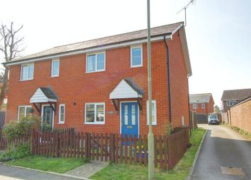 Thumbnail 3 bed semi-detached house for sale in Chapel Cottages, North Baddesley, Hampshire