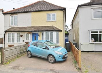 Thumbnail 3 bed semi-detached house for sale in Hill Villas, Hastingwood Road, Hastingwood, Harlow