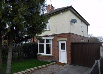 Thumbnail 3 bed semi-detached house to rent in Roberts Drive, Alfreton, Derbyshire