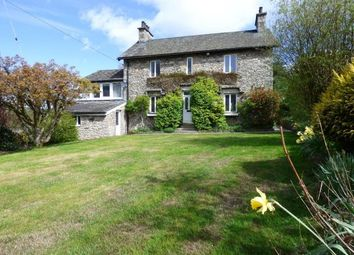 Thumbnail 3 bed detached house for sale in Moss Cottage, Gatebeck Road, Endmoor, Kendal