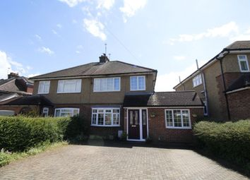 Thumbnail 1 bed flat to rent in Pondfield Crescent, St. Albans