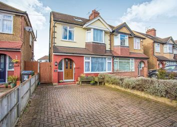 Thumbnail 4 bed semi-detached house for sale in Kingswood Road, Watford