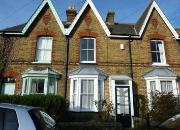 Thumbnail 2 bedroom property to rent in Clifton Road, Whitstable