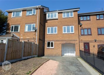 Thumbnail 4 bed town house for sale in Warwick Close, Bury, Greater Manchester