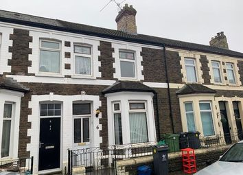 Thumbnail 3 bed property to rent in Pentrebane Street, Cardiff