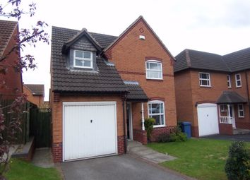 Thumbnail 3 bed detached house to rent in Bryony Way, Mansfield Woodhouse, Mansfield, Nottinghamshire