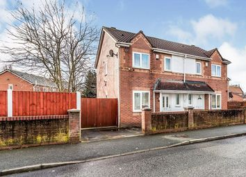 3 bed semi-detached house to rent in West Park Street, Salford M5