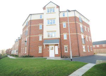 2 bed flat for sale in Abney Mews, Farrell Street, Warrington WA1