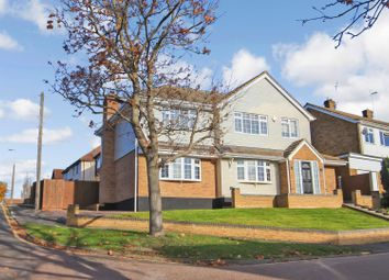 Thumbnail 4 bed detached house for sale in Beech Avenue, Rayleigh, Essex