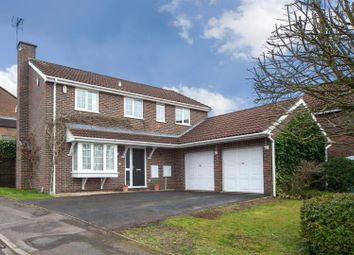 Thumbnail 4 bedroom detached house for sale in Royce Close, Dunstable, Bedfordshire