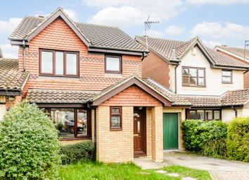 Thumbnail 3 bedroom link-detached house for sale in West Green Drive, Pocklington