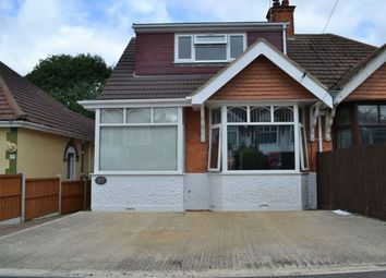 Thumbnail 2 bed semi-detached bungalow for sale in Reedway, Spinney Hill, Northampton