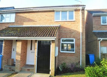 Thumbnail 2 bed end terrace house for sale in Viscount Walk, Bearwood, Bournemouth
