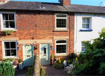Thumbnail 1 bedroom terraced house for sale in Sunny Hill, Milford, Belper