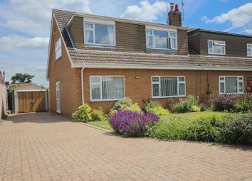 Thumbnail 4 bed semi-detached house for sale in Appletree Road, Chipping Warden, Banbury