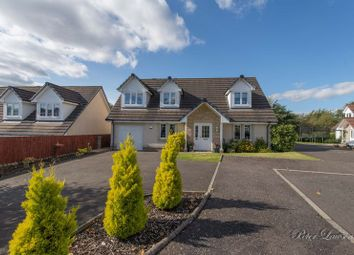 Thumbnail 4 bed detached house for sale in Bankton Terrace, Murieston, Livingston
